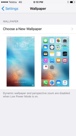 how to change wallpaper on iphone 6s tips tweaks