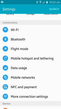 how to use mobile hotspot and tethering on samsung galaxy. Black Bedroom Furniture Sets. Home Design Ideas