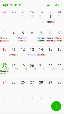 How To Show Public Holidays On the Calendar(S Planner) On ...