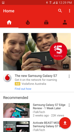 How To Delete YouTube Watch and Search History On Samsung