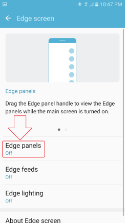 How To Use S Planner(Schedule) Edge Panel On Samsung Galaxy S7/Edge