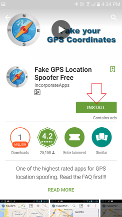 How To Fake GPS Location On Samsung Galaxy S7/Edge/Android 6 0+